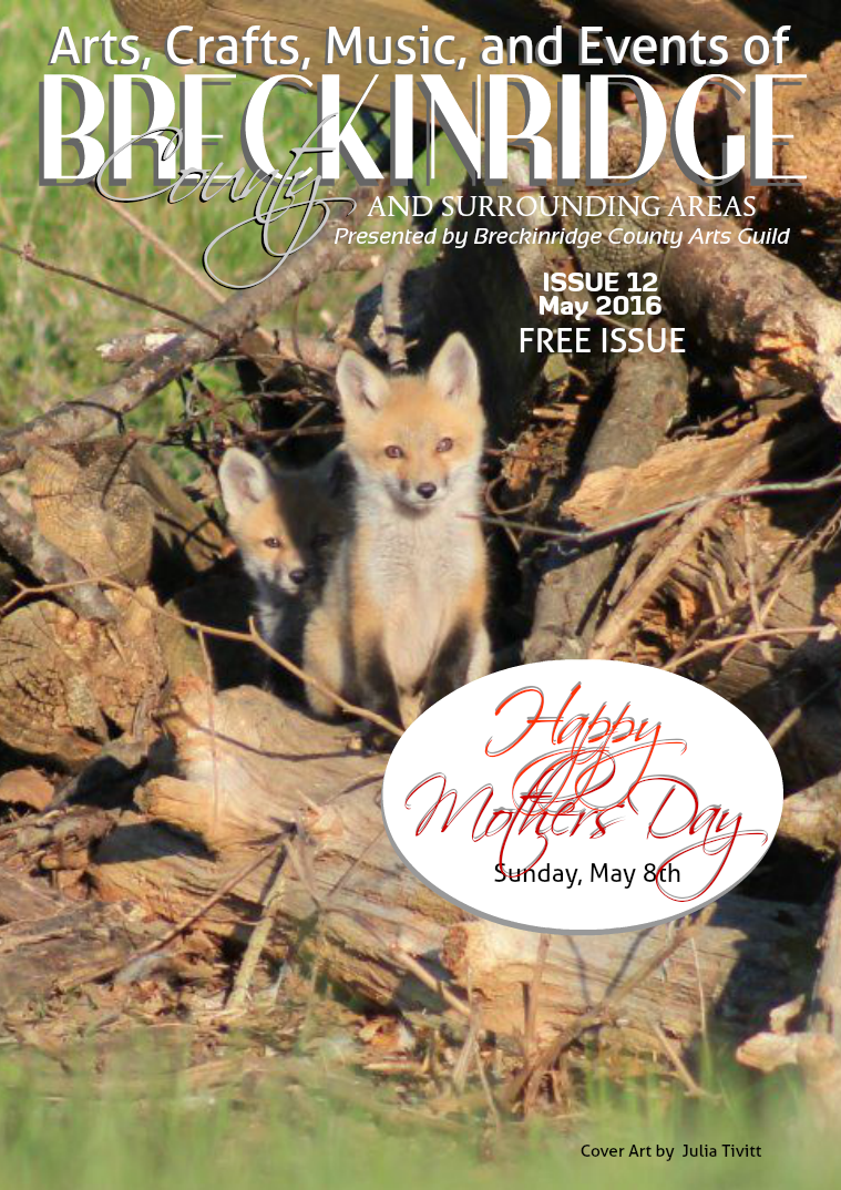 Issue 12,  May 2016