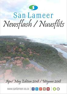 San Lameer Newsflash/Nuusflits