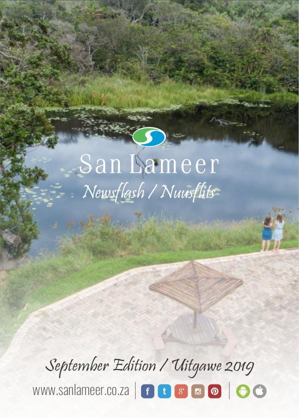 San Lameer Newsflash/Nuusflits Sept 2019