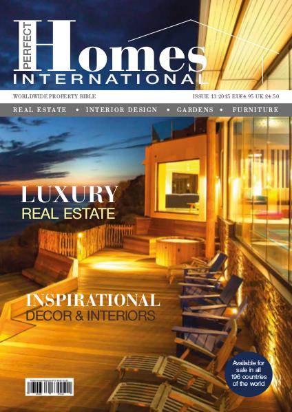 PERFECT HOMES MAGAZINE - Issue 13 Issue 13