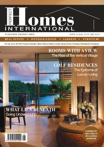 PERFECT HOMES MAGAZINE - ISSUE 15 issue 15