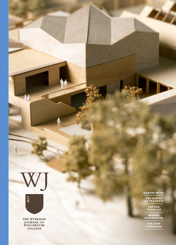 Wykeham Journal 2017