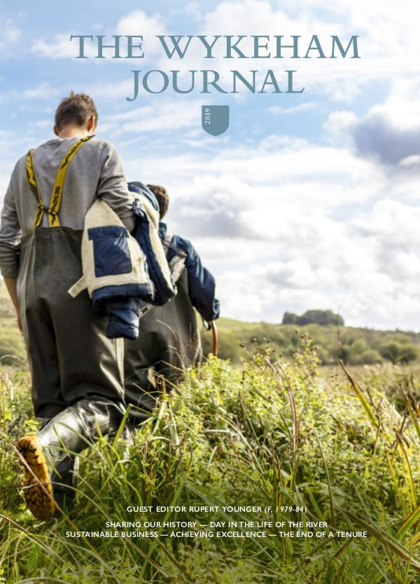 Wykeham Journal 2019