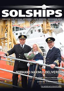 Solships Christmas edition 2018