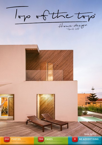 Top of the top Home design / April 2015
