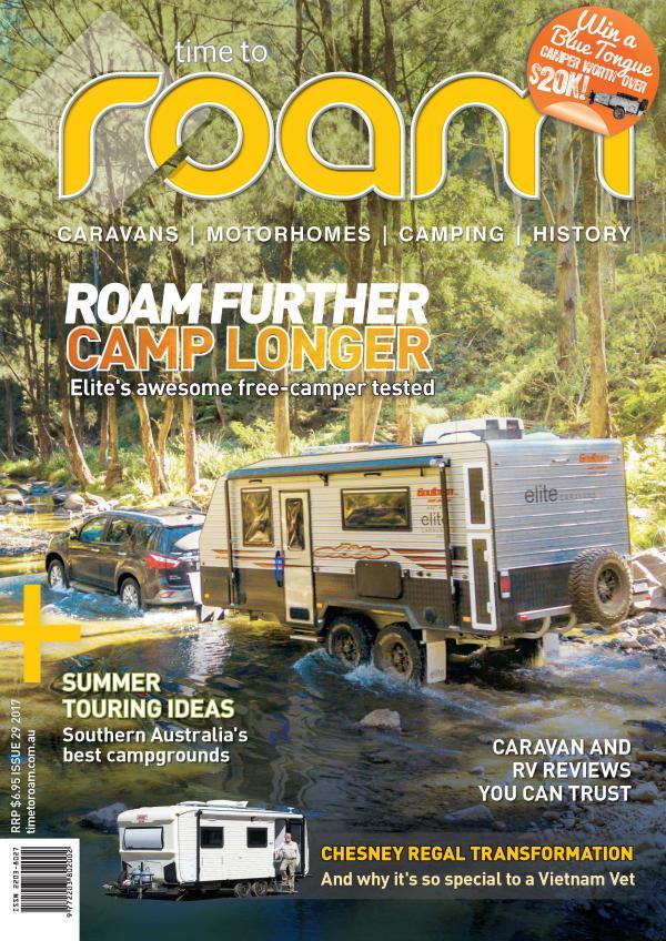 Time to Roam Australia ISSUE 29 OCTOBER/NOVEMBER