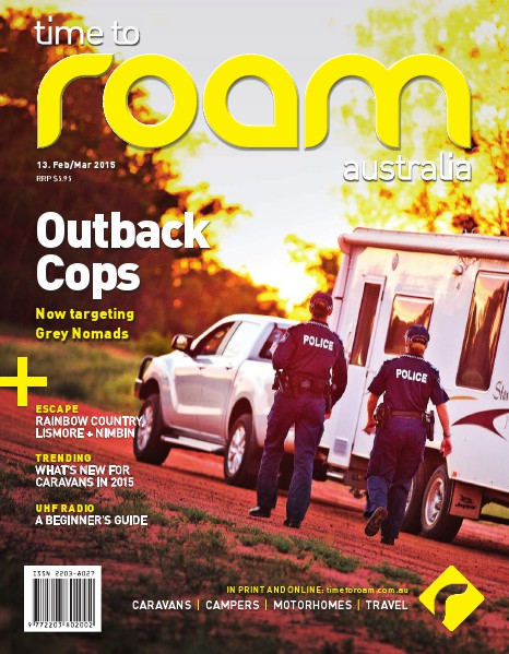 Time to Roam Magazine Issue 13 - February/March 2015