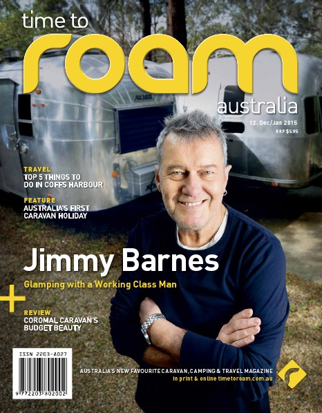 Time to Roam Magazine Issue 12 - December/January 2015