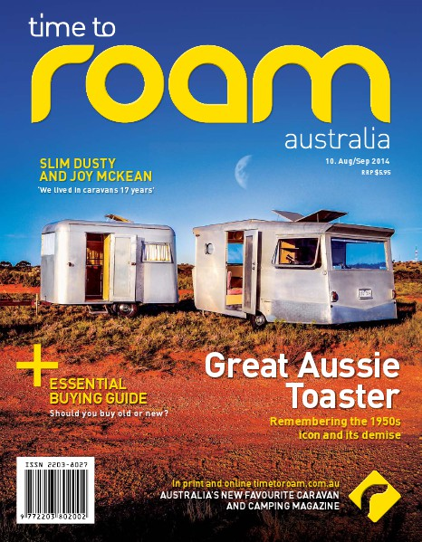 Time to Roam Magazine Issue 10 - August/September 2014