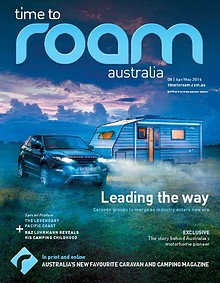 Time to Roam Magazine