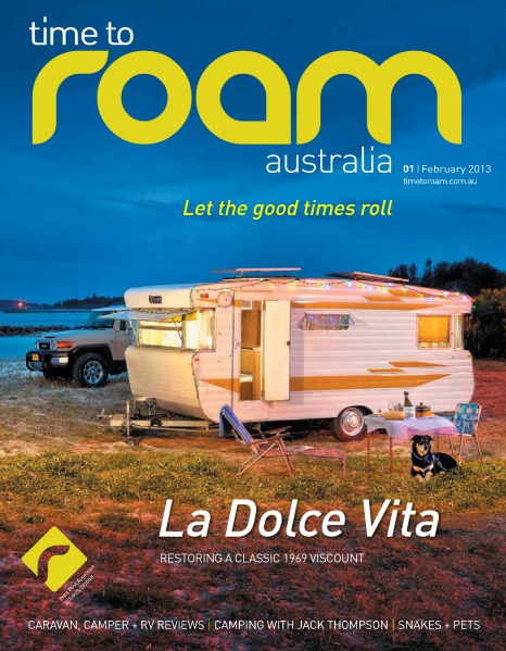Time to Roam Magazine Issue 1 - February/March 2013