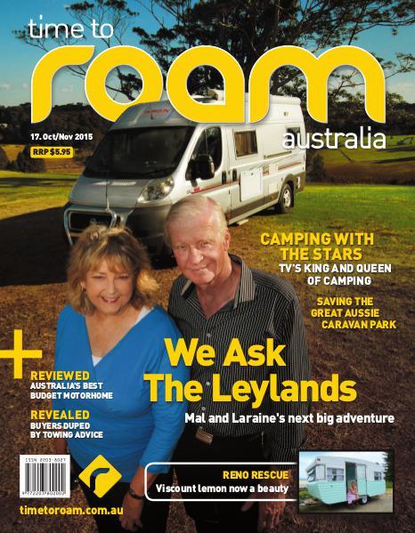 Time to Roam Australia Issue 17 - October/November 2015