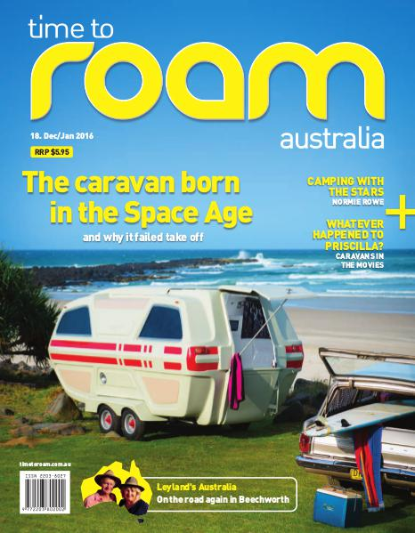 Time to Roam Australia Issue 18 - December/January 2016