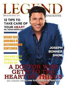 Legend Men's Magazine