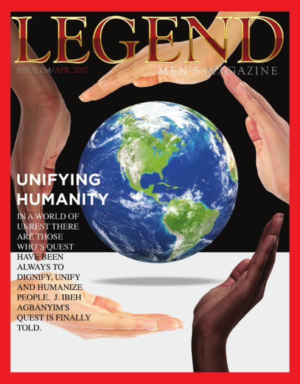 Legend Men's Magazine 13