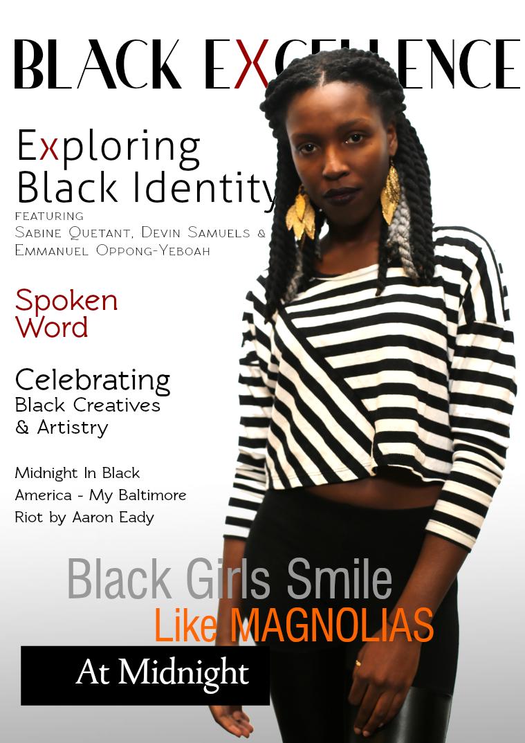Black Excellence black i am