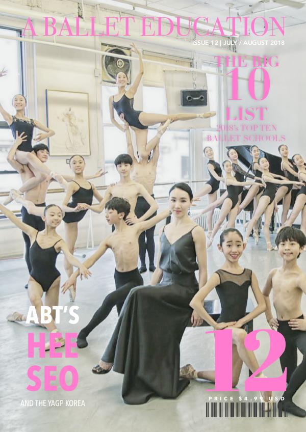 a Ballet Education A Ballet Education ISSUE 12