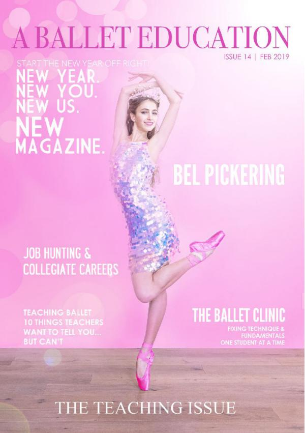 a Ballet Education Issue 14