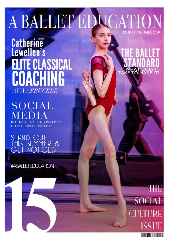 a Ballet Education Issue 15
