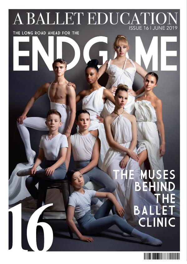 a Ballet Education Issue 16 June 2019
