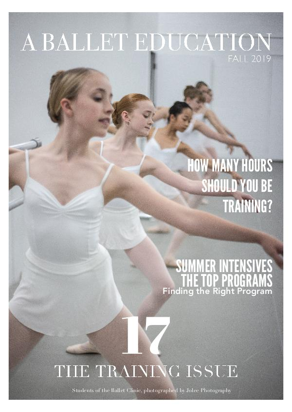 a Ballet Education Issue 17