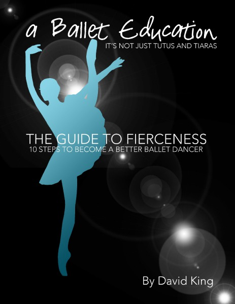 A Ballet Education Book Collection The Guide to Fierceness