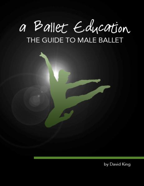 The Guide to Male Ballet