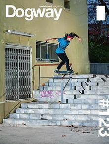 Dogway skate magazine