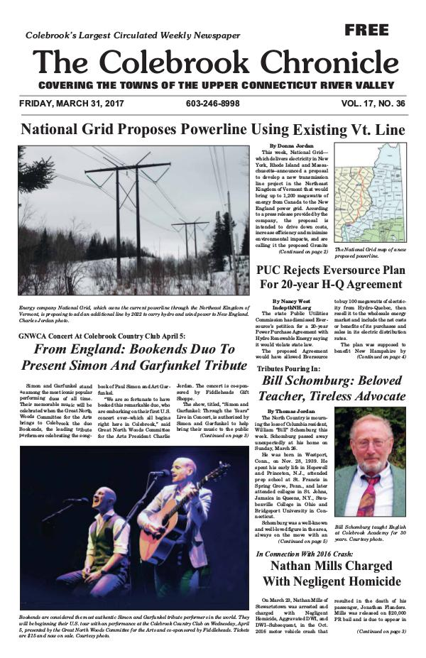 March 31 2017 issue
