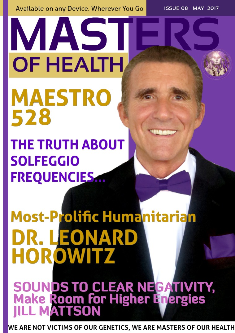 Masters of Health Magazine May 2017