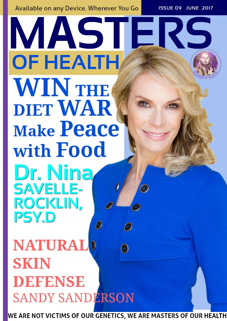 Masters of Health Magazine June 2017