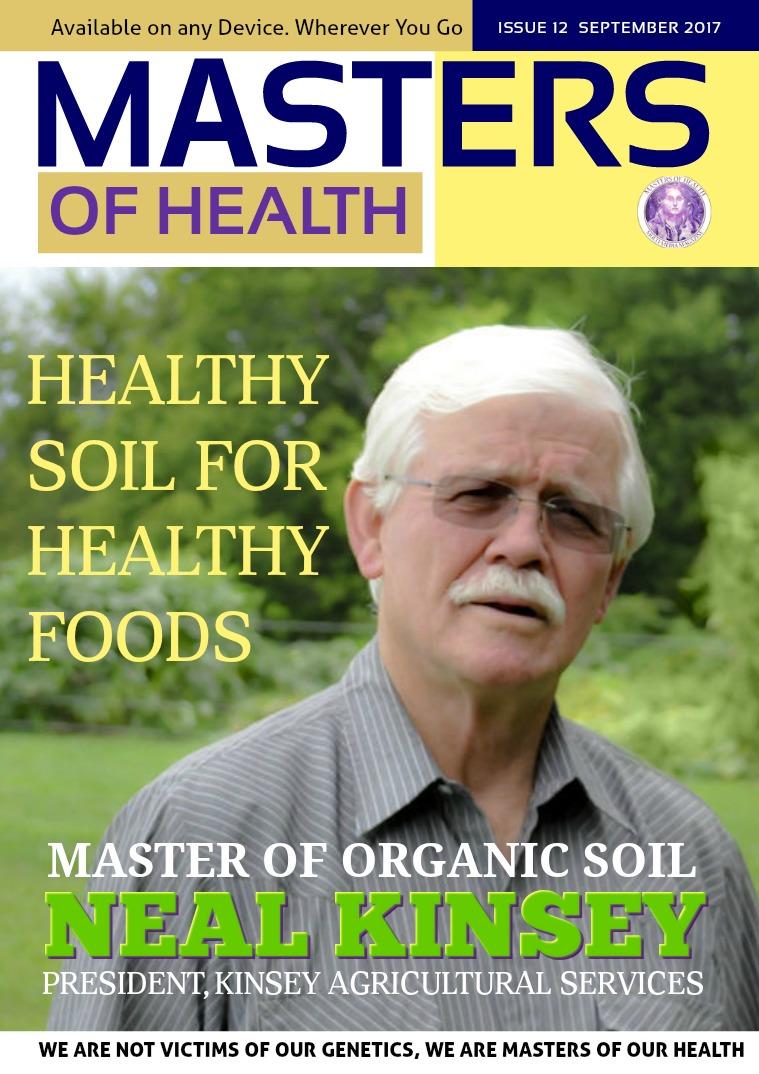 Masters of Health Magazine September 2017