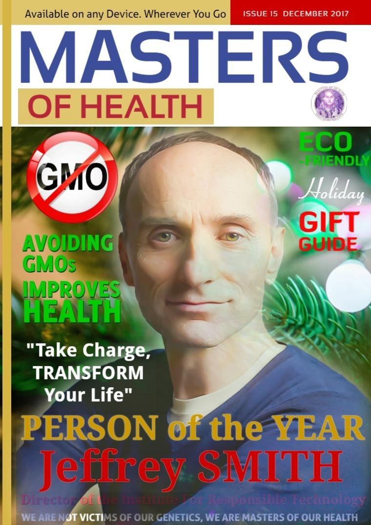 Masters of Health Magazine December 2017