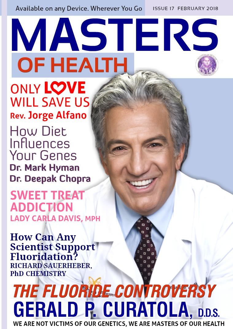 Masters of Health Magazine February 2018