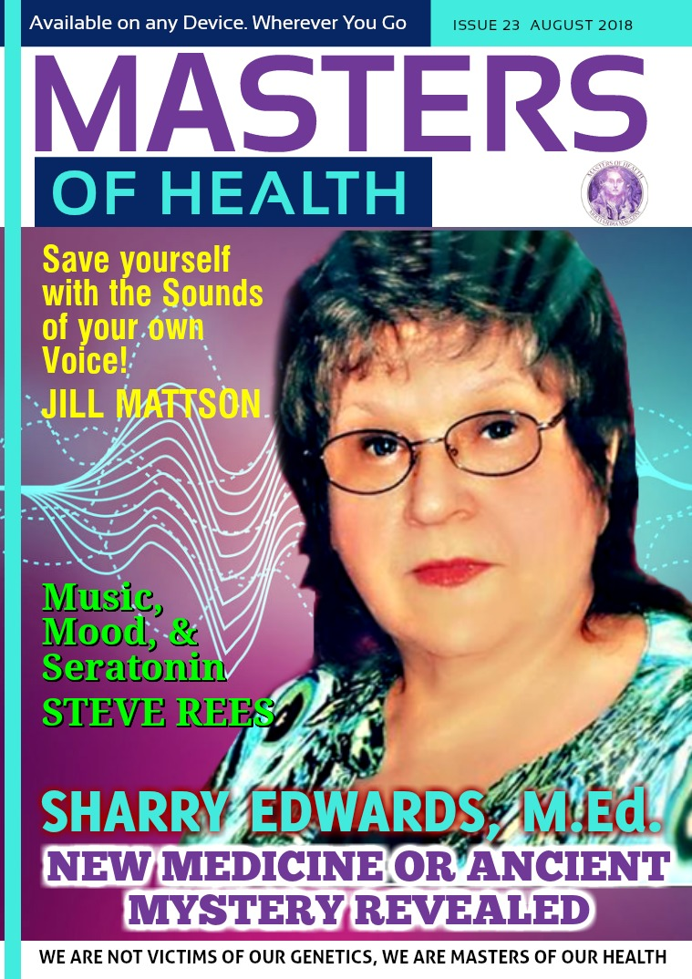 Masters of Health Magazine August 2018