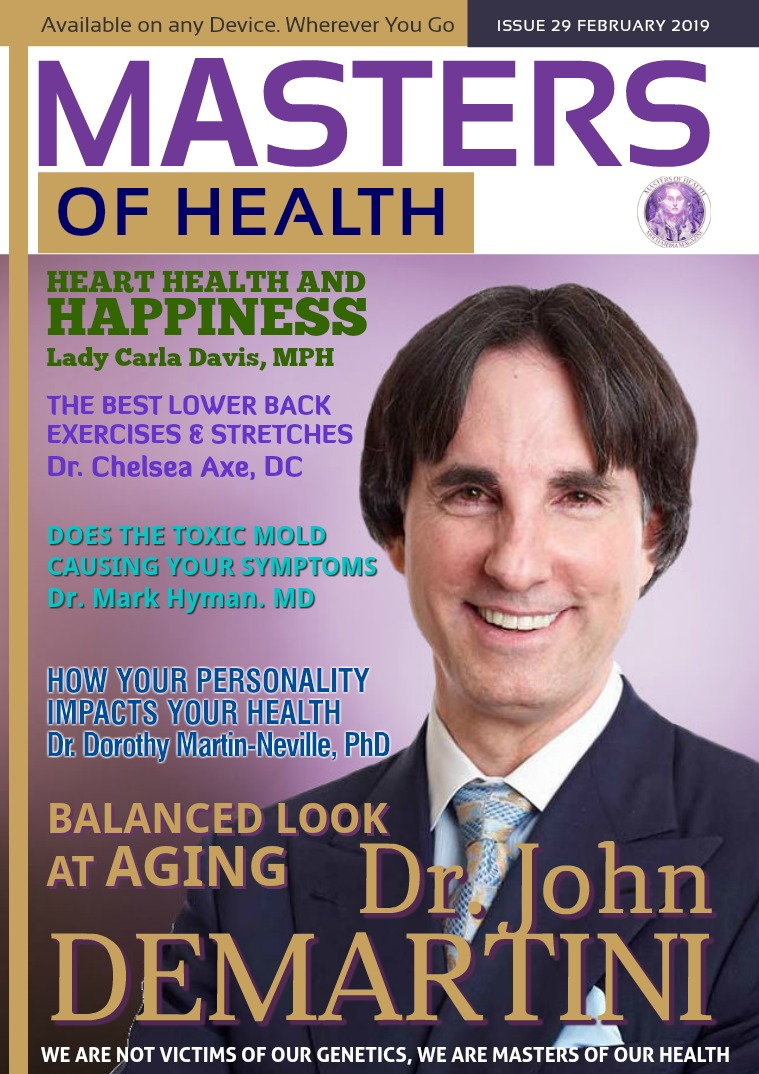 Masters of Health Magazine February 2019