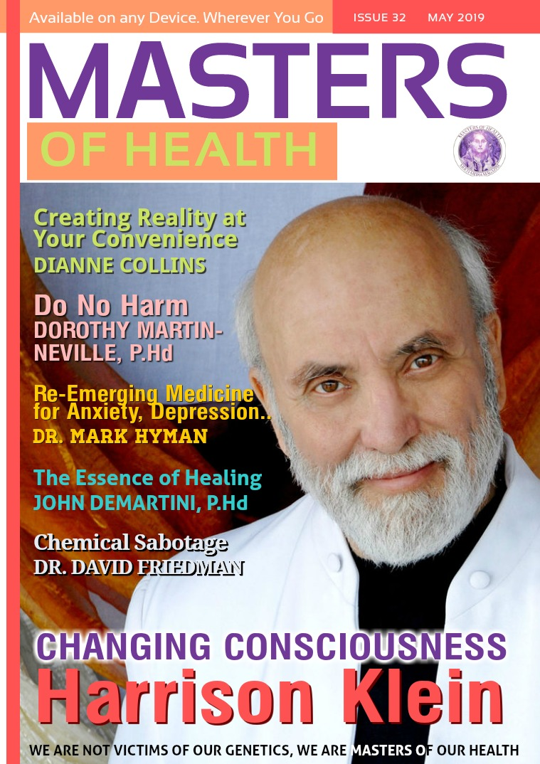 Masters of Health Magazine May 2019