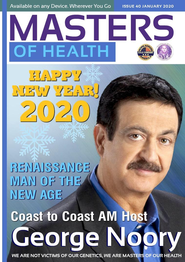 Masters of Health Magazine January 2020
