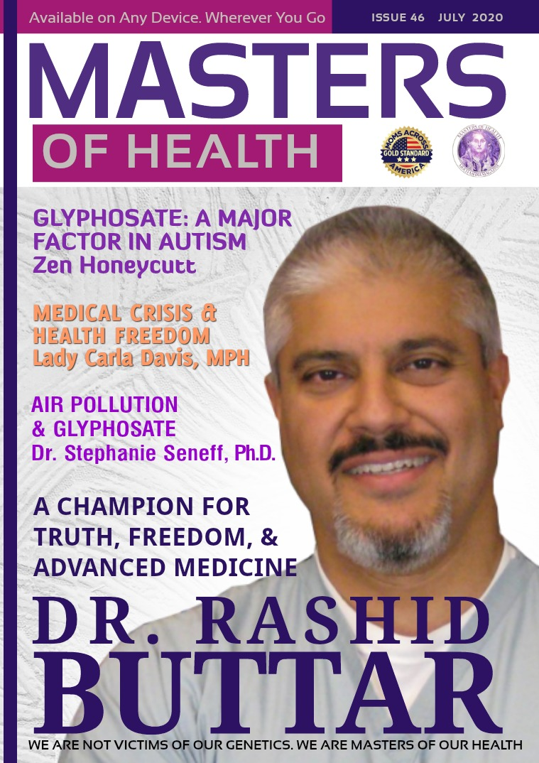 Masters of Health Magazine July 2020