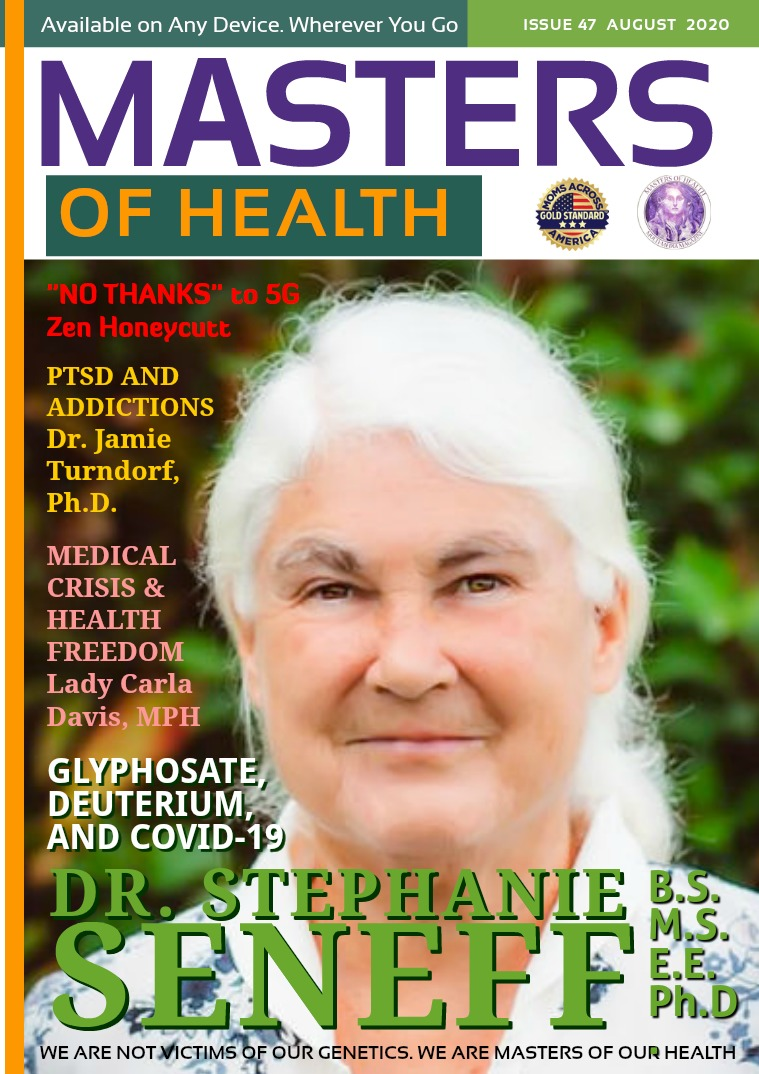 Masters of Health Magazine August 2020