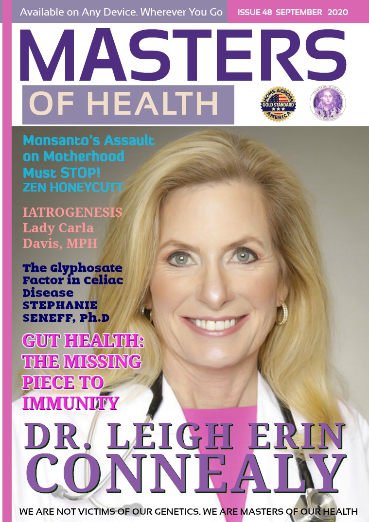Masters of Health Magazine September 2020