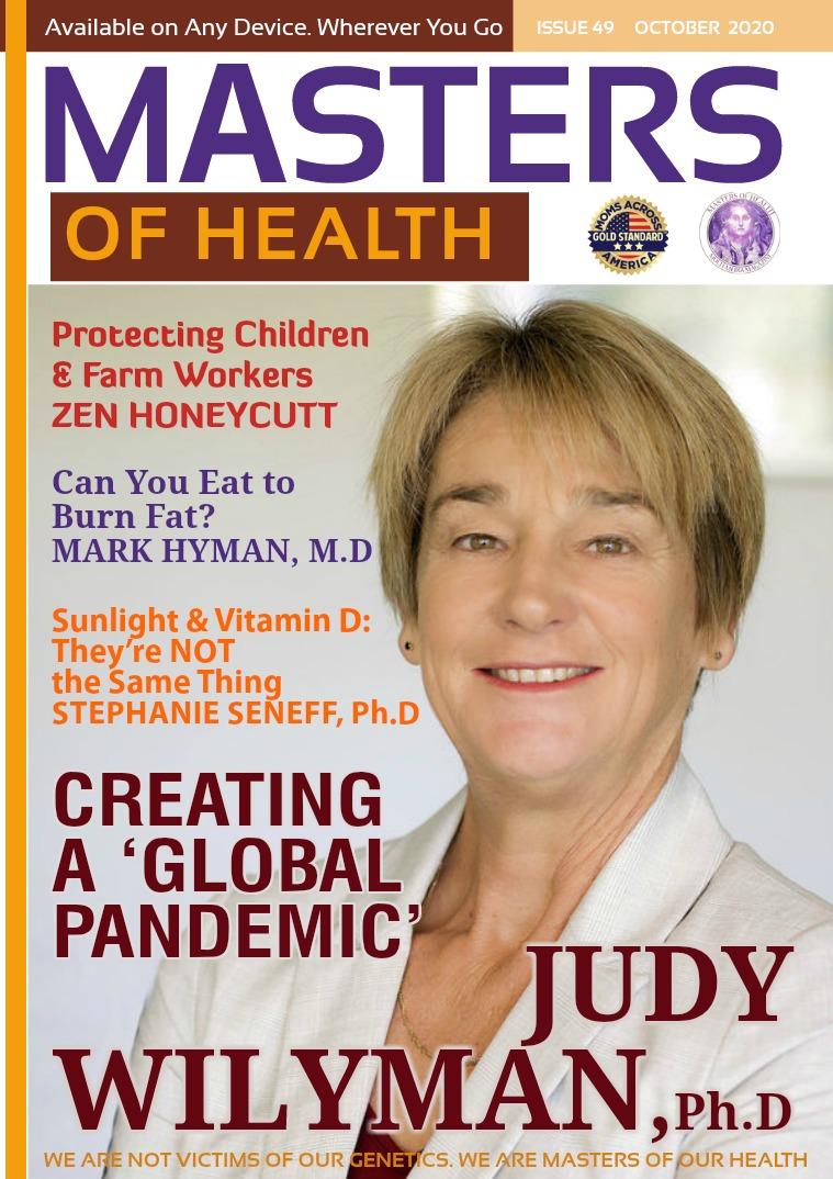 Masters of Health Magazine October 2020