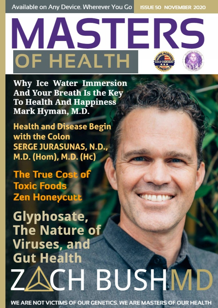 Masters of Health Magazine November 2020