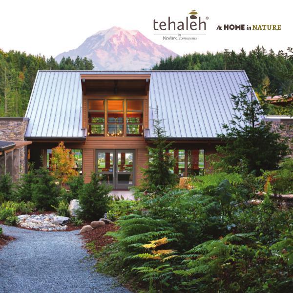 Tehaleh Community Brochure Tehaleh-2018-Community-Brochure