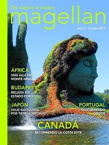 Revista de viajes Magellan