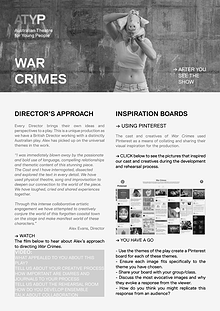 WAR CRIMES: ATYP