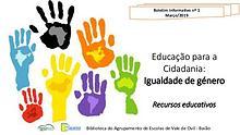 Educação para a Cidadania - Igualdade de Género