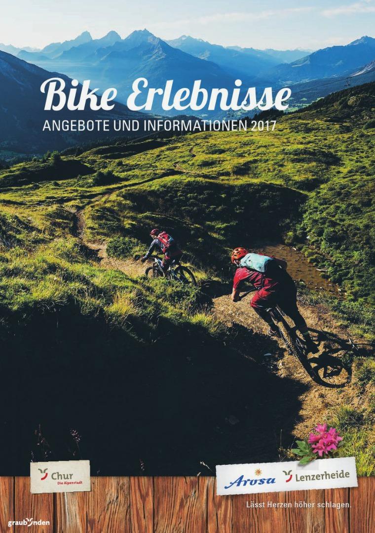 Bike Broschüre 2017 Bike Broschüre 2017