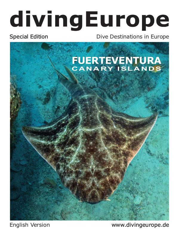 diving7seas – Special Edition FUERTEVENTURA / ENGLISH