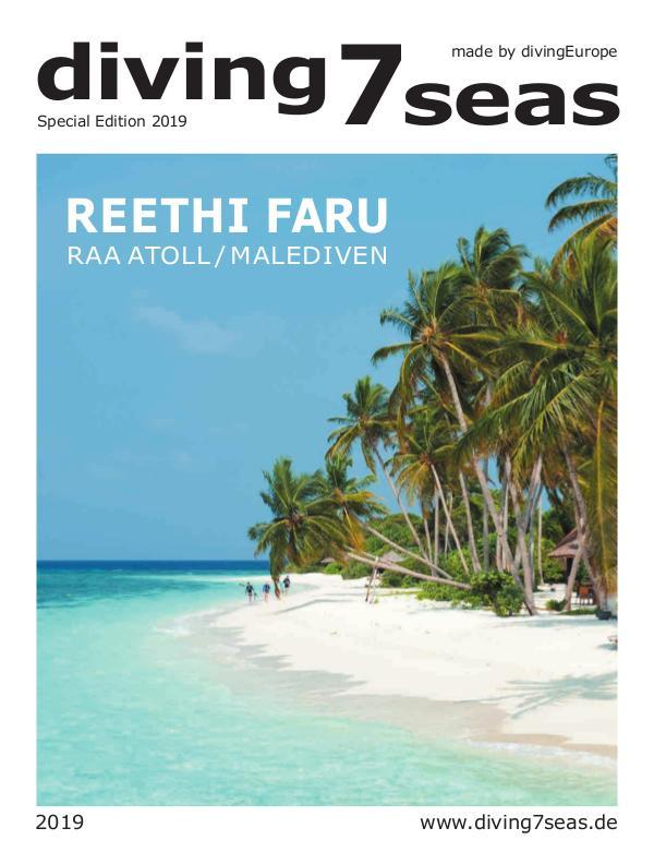 diving7seas – Special Edition REETHI FARU / DEUTSCH